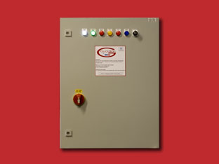 The Guardian control panel