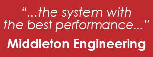 Testimonial from Middleton Engineering